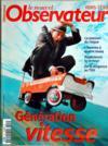 Nouvel Observateur (Le) N°104 du 09/11/1966