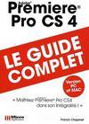 Adobe premiere pro CS 4