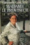Madame le proviseur