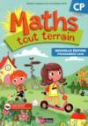 MATHS TOUT TERRAIN ; CP ; fichier de l'élève (édition 2010)
