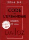 Code de l'urbanisme commenté (édition 2011)