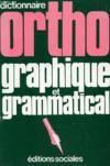 Ortho Graphique Et Gramma