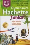 Dictionnaire Hachette junior ; CE/CM ; 8/11 ans