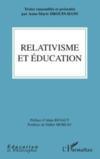 Relativisme et éducation