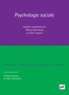 Psychologie sociale (2e édition)