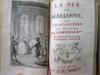 La Vie de Marianne, ou les Avantures de Madame la Comtesse D*** par Monsieur de Marivaux. Cinquième Partie. Sixième Partie.