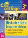 Histoire, géographie, éducation civique ; 3ème ; brevet