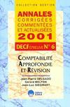 Comptabilite Approfondie Revision Decf 6