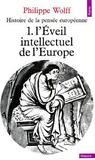 Histoire de la pensée européenne t.1 ; l'éveil intellectuel de l'Europe
