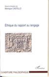 Éthique du rapport au langage
