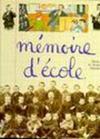 Memoire d'ecole
