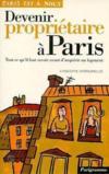 Devenir Proprietaire A Paris