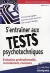 S'entraîner aux tests psychotechniques (2e édition)