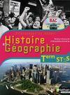 Histoire-géographie ; terminale ST2S ; livre de l'élève (édition 2008)
