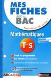 MES FICHES ABC DU BAC T.8 ; mathématiques ; terminale S