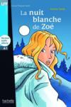 La nuit blanche de zoe + cd audio (a1)