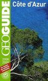 Geoguide ; Côte D'Azur (Edition 2008/2009)