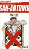 Les nouvelles aventures de San-Antonio t.24 ; contre X
