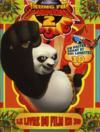 Kung fu panda ; le livre du film en 3d