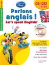 Parlons anglais avec Mickey ; primaire ; CE1/CE2 ; 7/9 ans