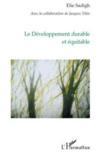 Le développement durable et équitable