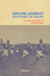 Souvenirs de rugby ; le rugby des années 20 au Pays Basque