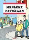 Les aventures de Manzana et Patxaran ; rugby, océan et frasques basques
