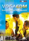Vocabulaire d'économie droit management ; BTS tertiaires, DUT tertiaires, licence pro