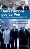 Dans L Ombre Des Le Pen