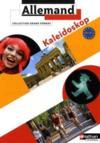 KALEIDOSKOP ; allemand ; bac pro 3 ans ; A2 >B1 ; livre de l'élève (édition 2010)