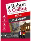 LE ROBERT & COLLINS ; MINI ; dictionnaire allemand (édition 2016)