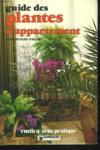 Le guide des plantes d'appartement