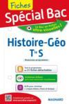Spécial bac ; fiches histoire-géographie ; terminale S