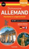 Dictionnaire poche Hachette langenscheidt ; bilingue allemand