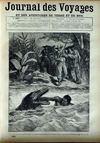 Journal Des Voyages N°221 du 02/10/1881