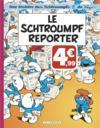 Les schtroumpfs lombard - tome 22 - schtroumpf reporter (le) - (indisp 2019)