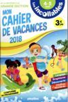 Les incollables ; cahier de vacances ; de la moyenne section à la grande section (édition 2018)