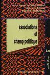 Associations Et Champ Politique