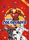 Mes coloriages ; Avengers