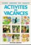 Activités En Vacances
