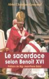 Le Sacerdoce Selon Benoit Xvi