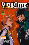 Vigilante ; my hero Academia illegals T.4