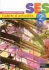 Fichier d'activités ; SES ; 2nde (édition 2013)