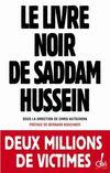 Le livre noir de saddam hussein