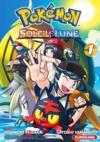 Pokémon ; la grande aventure - Soleil et Lune T.1