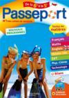 Passeport ; toutes les matières ; de la 6e à la 5e