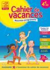 CAHIER DE VACANCES ; du CP au CE1 ; 6-7 ans