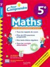 Pour comprendre les maths ; 5e