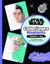 Coloriages magiques ; Star Wars ; trompe-l