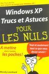 Windows Xp ; Trucs Et Astuces